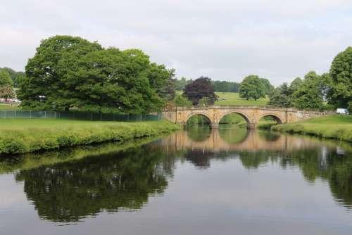 Bridge River Water Stone Bridge