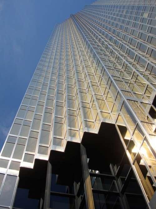 Building Architecture Skyscraper Canada Toronto