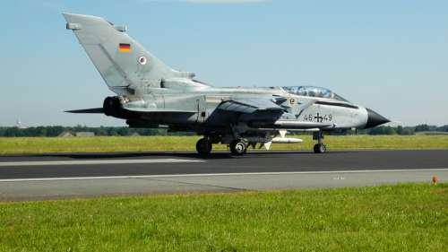 Bundeswehr Fighter Jet Panavia Tornado Air Force