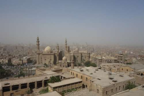Cairo Egypt Historical Culture Ancient