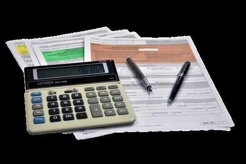 Calculator Tax Documents Pity Polish Tax Documents