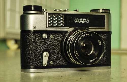 Camera Old Photography Vintage Antique Film