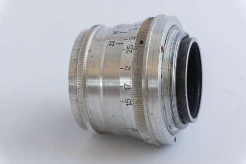 Camera Lens Old Rarity Photo Retro Nostalgia