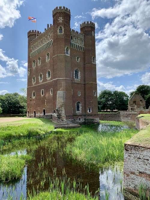 Castle Landscape Architecture Sky Building