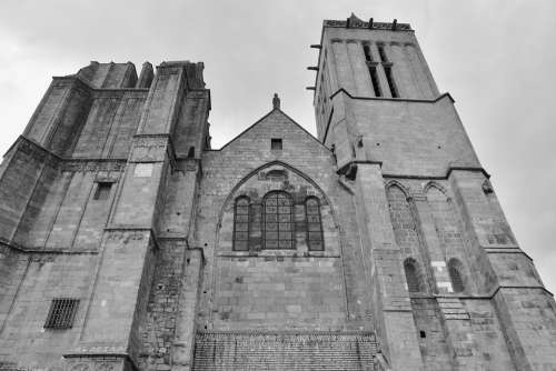 Cathedral Heritage Architecture Brittany France