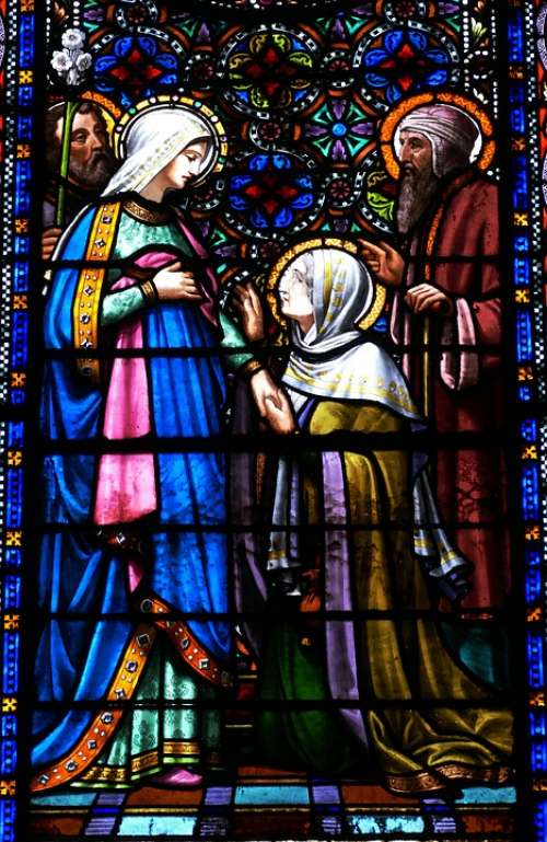 Church Window Stained Glass Church Christianity