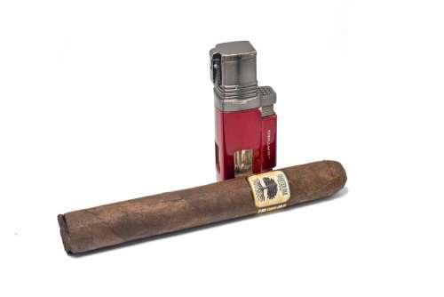 Cigar Lighter Fire Flame Smoke Burn Smoking