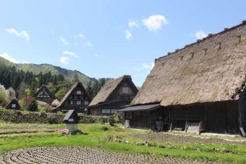 Culture Japan Asia Traditional Architecture