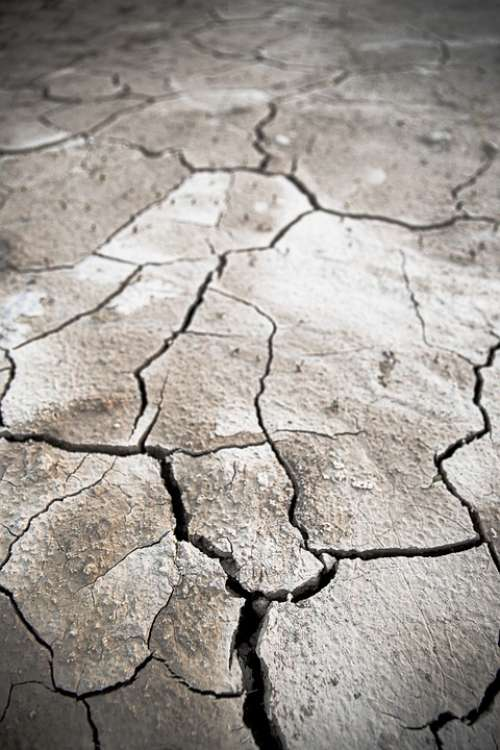 Dry Dryout Climate Change Environment Desert