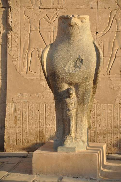Edfu Temple Egypt Pharaoh Luxor Travel Nile