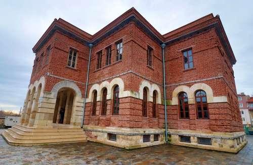 Edirne Turkey Building Islam Architecture Religion