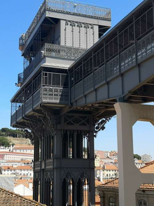 Elevator Technology Monument Transport Industry