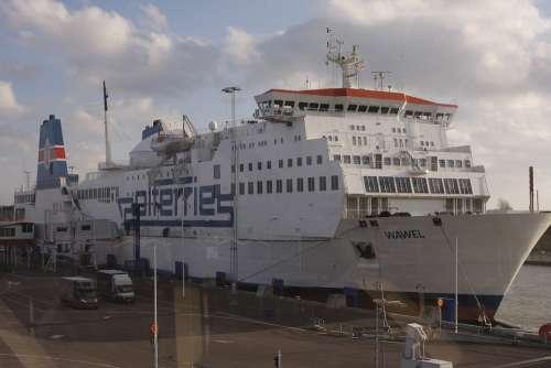 Ferry Poland Sweden Ship