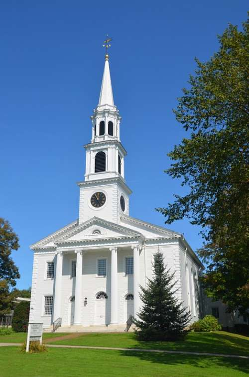 First Congregation Church Williamstown Massachusetts