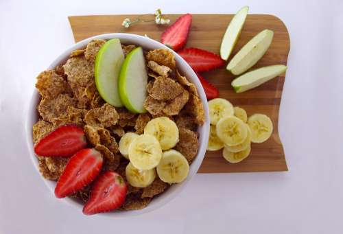 Food Bless You Diet Fruit Cook Organic