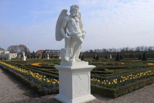 Garden Sculpture Angel Statue