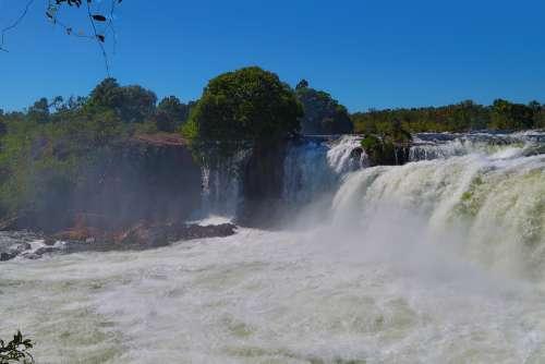 Get Old Jalapon Tocantins Trip Nature Water