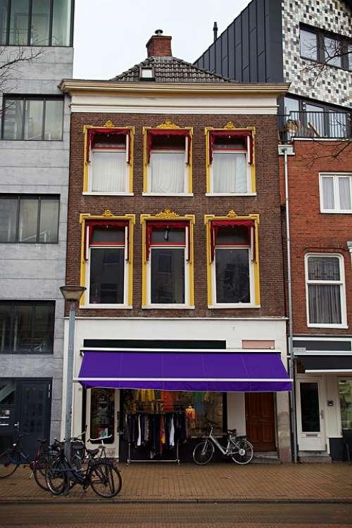 Groningen Holland Netherlands City Building Europe