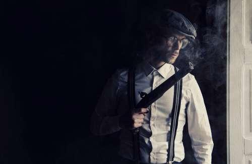 Gun Gangster Mafia Crime Criminal Kill Killer