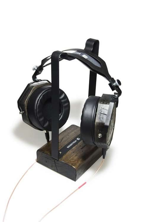 Headphones Stand Music Equipment Electronics