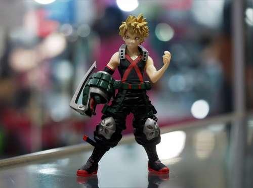 Hero Academy Hero Toy Figurine Small Boot-Leg