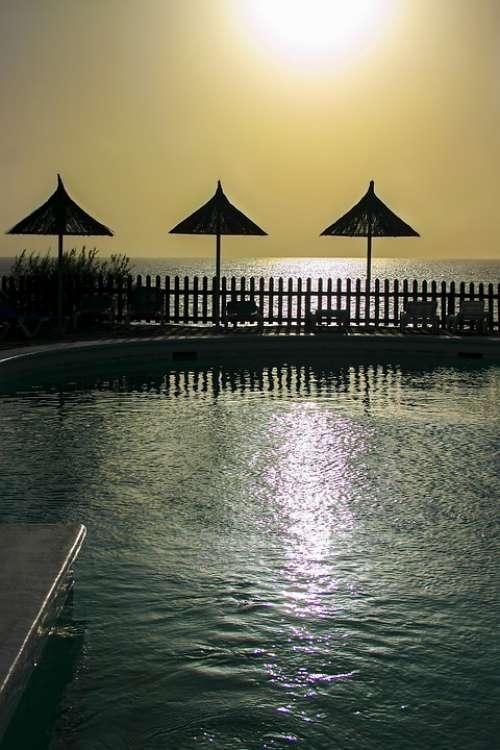 Holiday Swimming Pool Water Summer Hobbies Travel