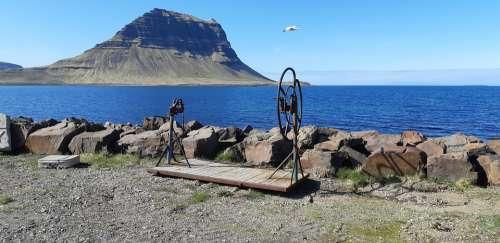 Island Iceland Landscape Nature Grundarfjord