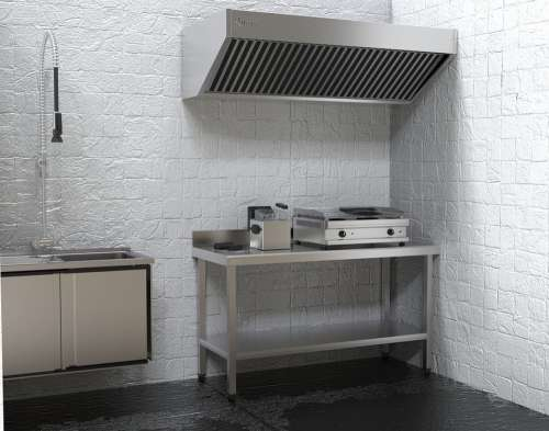 Kitchen Industrial Catering Steel Stainless