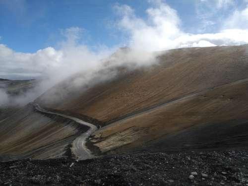 Ladakh Hills Landscape Travel Mountain Mountains