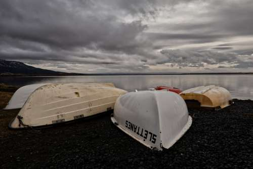 Lake Kayak Canoeing Water Sport Boat Nature