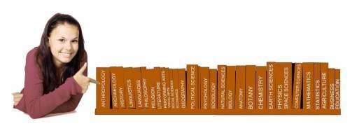 Learn School University College Books Subject Area