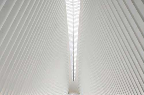 Lines Symmetry Art Architecture Indoor White