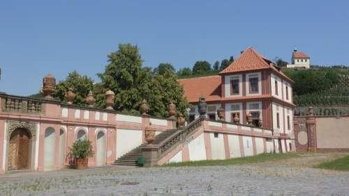 Lock Troy Troja Prague The Prague Castle