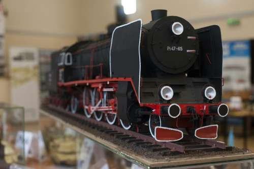 Locomotive Model Train Model Railway Model Railway