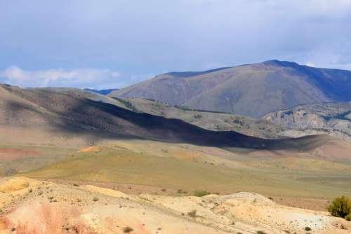 Mars Marsovia Mountains Mountains Mountain