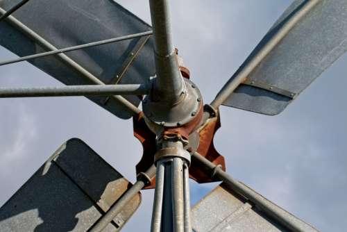 Mill Wind Mill Macro Wind Old Historical