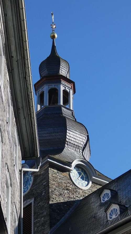 Monschau Eifel Germany Architecture House