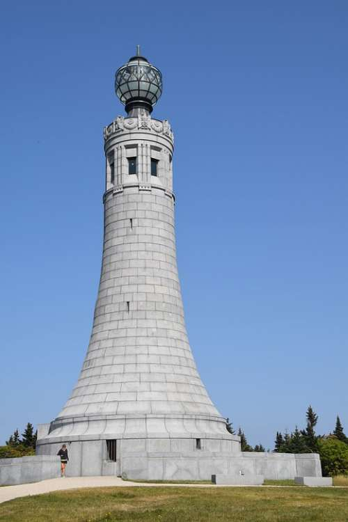 Mount Greylock Monument Massachusetts Berkshires