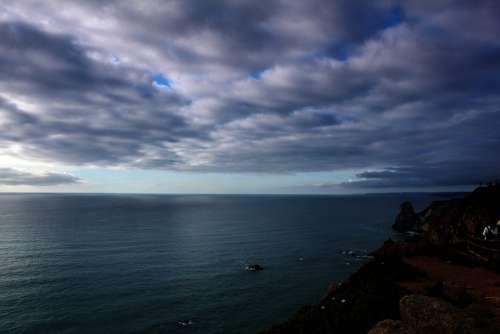 Nature Sol Beach Sky Magic Brazil Beautiful
