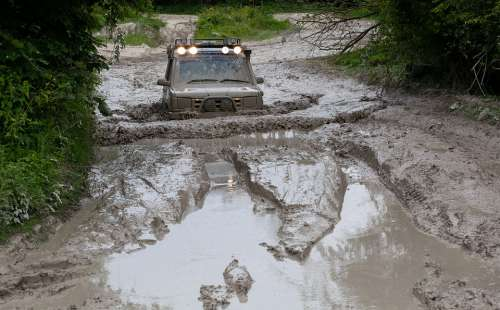 Off Road 4X4 Mud Adventure Off-Road Driving