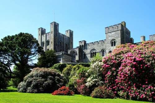 Penrhyn Castle Wales Castle Welsh Uk Historical