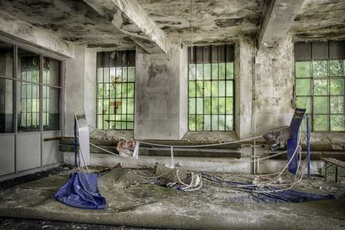 Pforphoto Lost Place Abandoned Old Atmosphere
