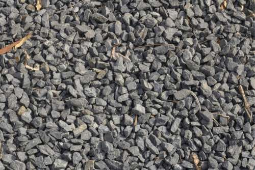 Rocks Grey Ground Stone Surface Material Rough