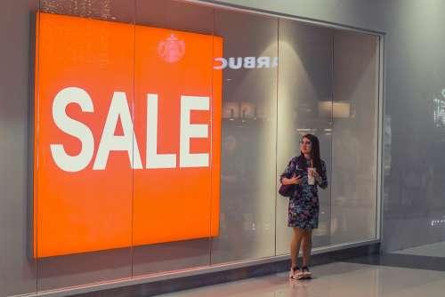 Sale Shop Ecommerce Retail Buy Business Customer