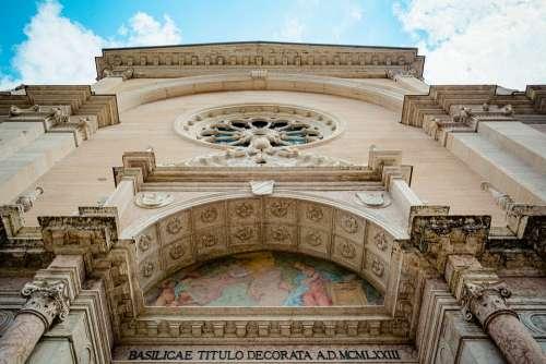 Santa Maria Maggiore Church Place Of Worship Trento
