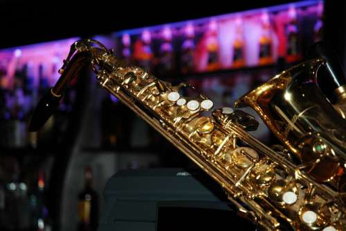 Saxophone Musical Instruments Brass