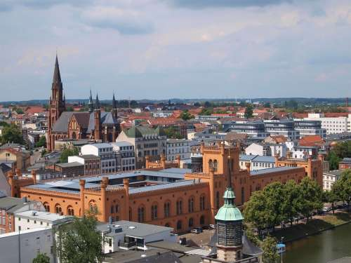 Schwerin Historic Center