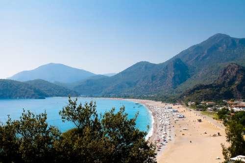 Sea Beach Turkey Vacations Water Ocean