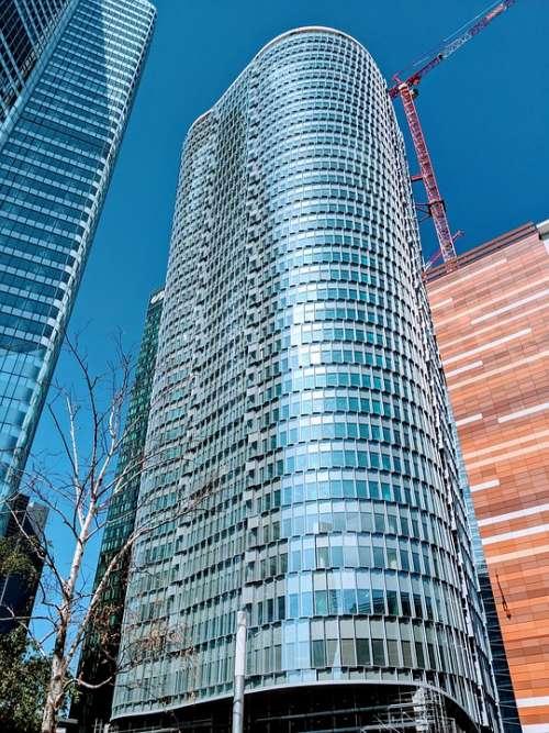 Skyscrapper Building Metropolis Buildings