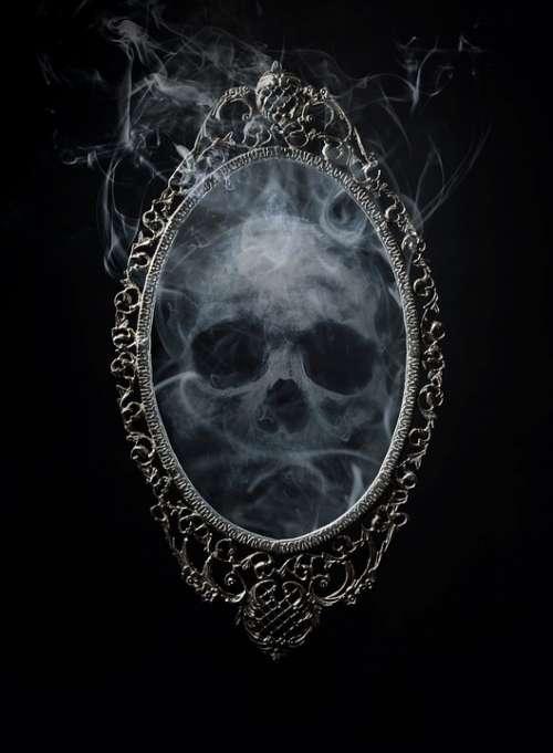 Smoke And Mirrors Magic Mirror Black Mirror Occult